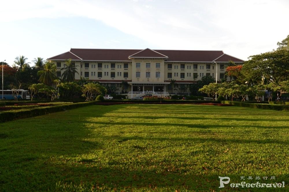重回高棉(四):暹粒莱佛士酒店 - 完美旅行Perfectravel - 完美旅行Perfectravel的博客