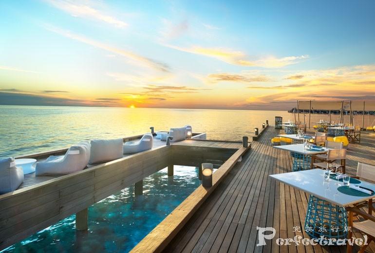 马尔代夫宁静岛w酒店|即日起欢迎儿童上岛!