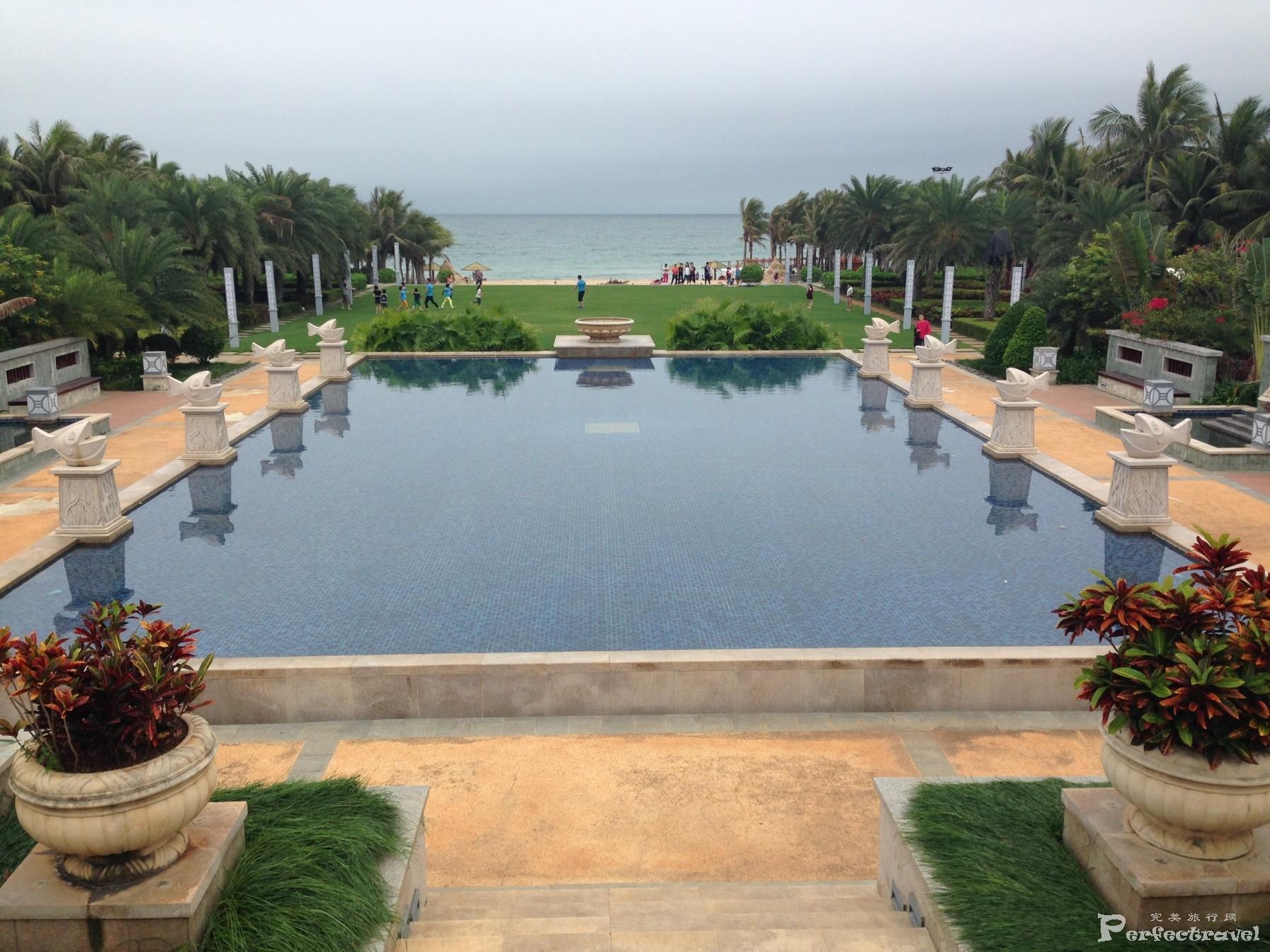 扒一扒海南香水湾富力万豪度假酒店(即将于今年开业) - 完美旅行Perfectravel - 完美旅行Perfectravel的博客