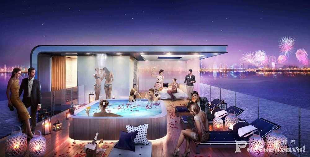 迪拜世界岛.欧洲中心:一大波顶级酒店正远远走来 - 完美旅行Perfectravel - 完美旅行Perfectravel的博客