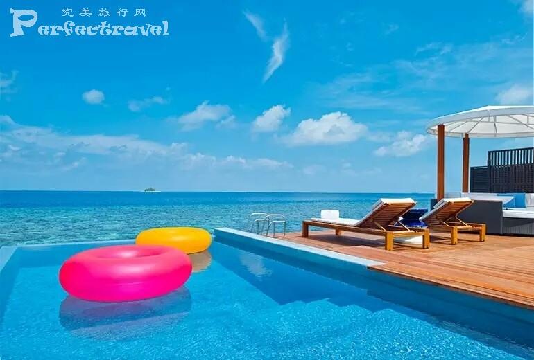 马尔代夫宁静岛W酒店|即日起欢迎儿童上岛! - 完美旅行Perfectravel - 完美旅行Perfectravel的博客