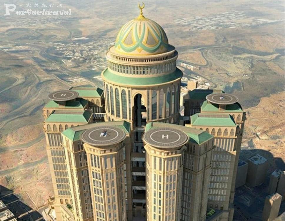 全球最大的酒店两年后将开门纳客 - 完美旅行Perfectravel - 完美旅行Perfectravel的博客
