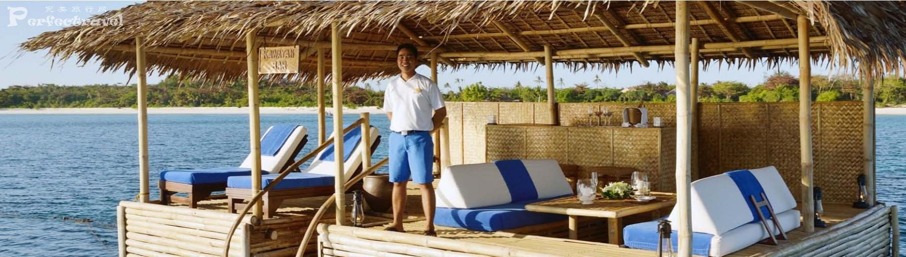 菲律宾巴拉望的明珠Amanpulo:连住3晚,送免费私人飞机上岛! - 完美旅行Perfectravel - 完美旅行Perfectravel的博客