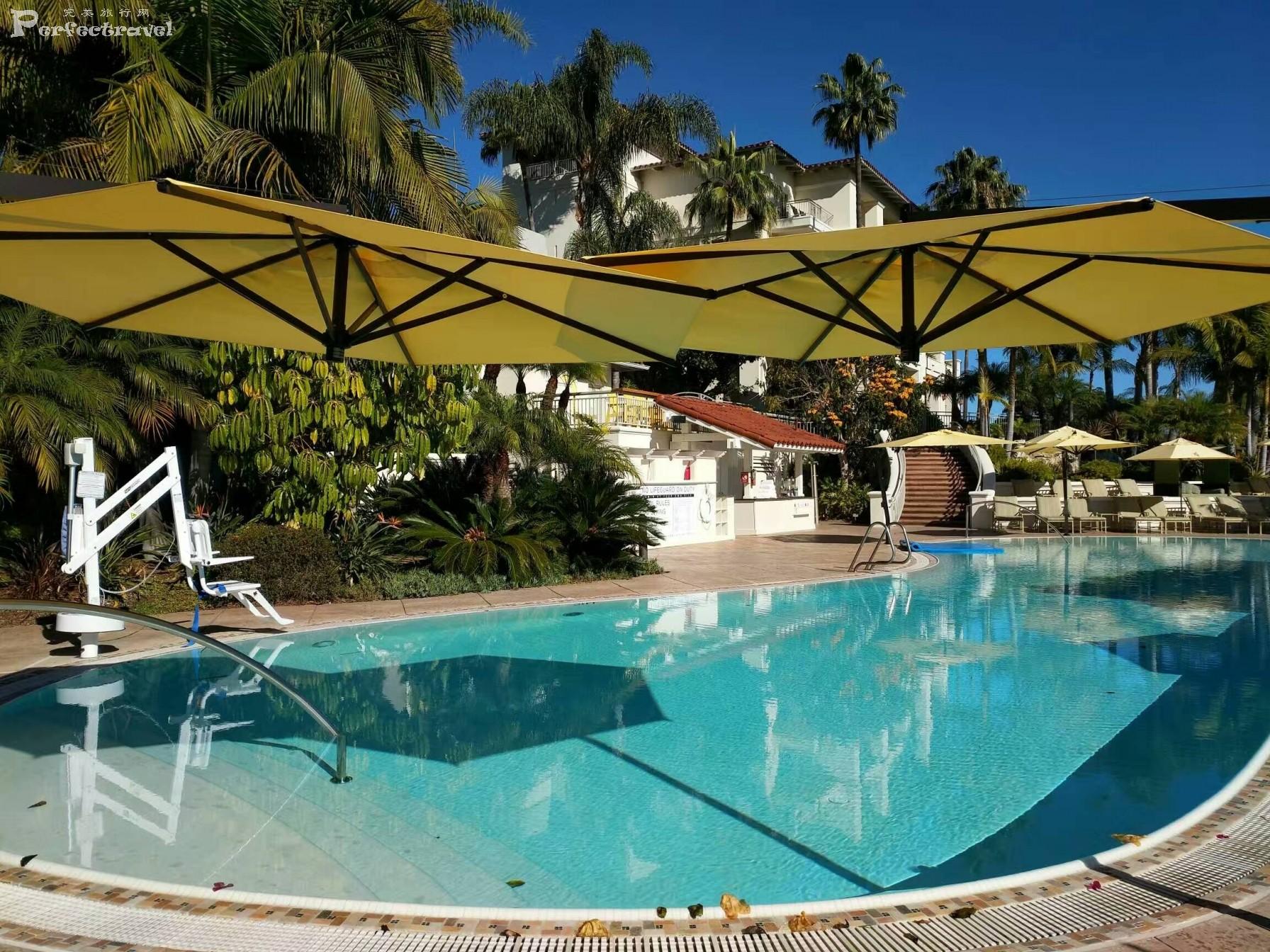 美国西海岸最出色的度假酒店居然在这里|花样姐姐游美国(第十二天) - 完美旅行Perfectravel - 完美旅行Perfectravel的博客